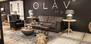 Olav meubelen showroom