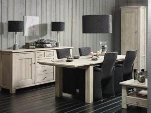 Modern landelijk interieur foto - Landelijke meubelen