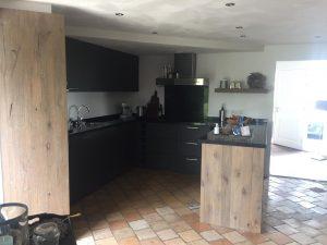 Keukenrenovatie bij Verschoor Wonen