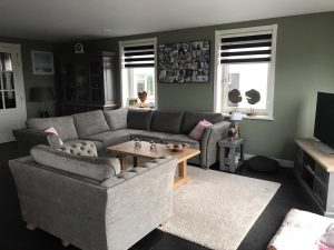 Nieuwe woonkamer indeling door de landelijke woonwinkel Verschoor wonen