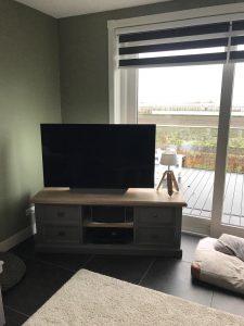 Houten tv - meubel