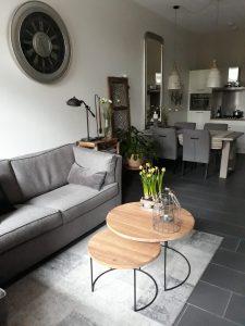 Woonkamer nieuwe indeling door gratis interieuradvies