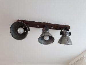Landelijke lampen - industriele lampen bij Verschoor