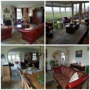 Foto voor het indelen van woonkamer - klassieke meubelen
