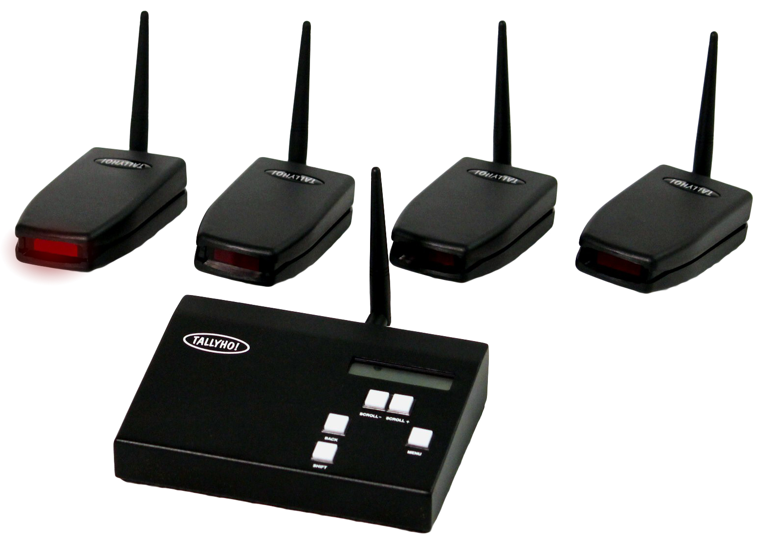 Tally Ho! Wireless System