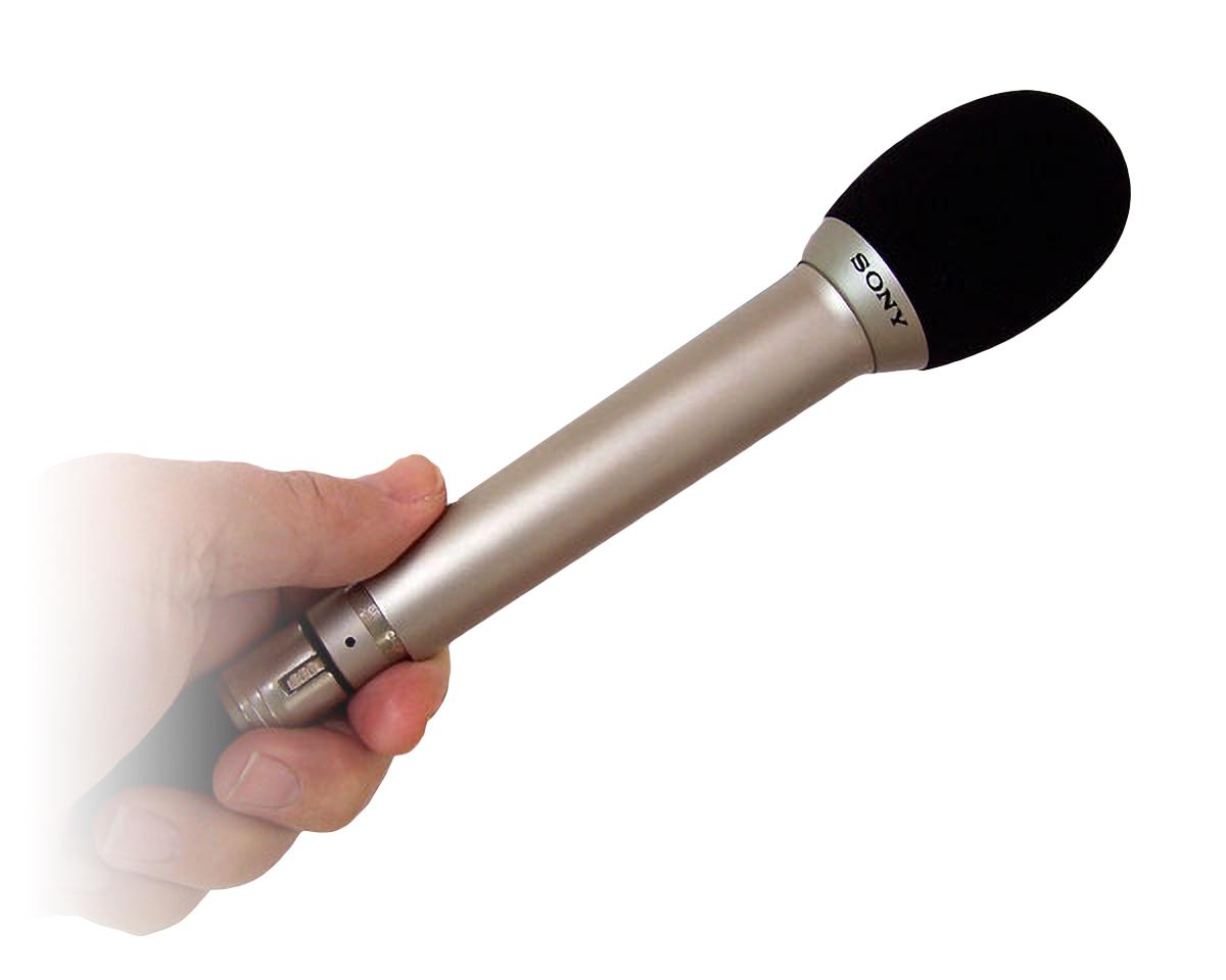 Sony ECM 33 Microphone