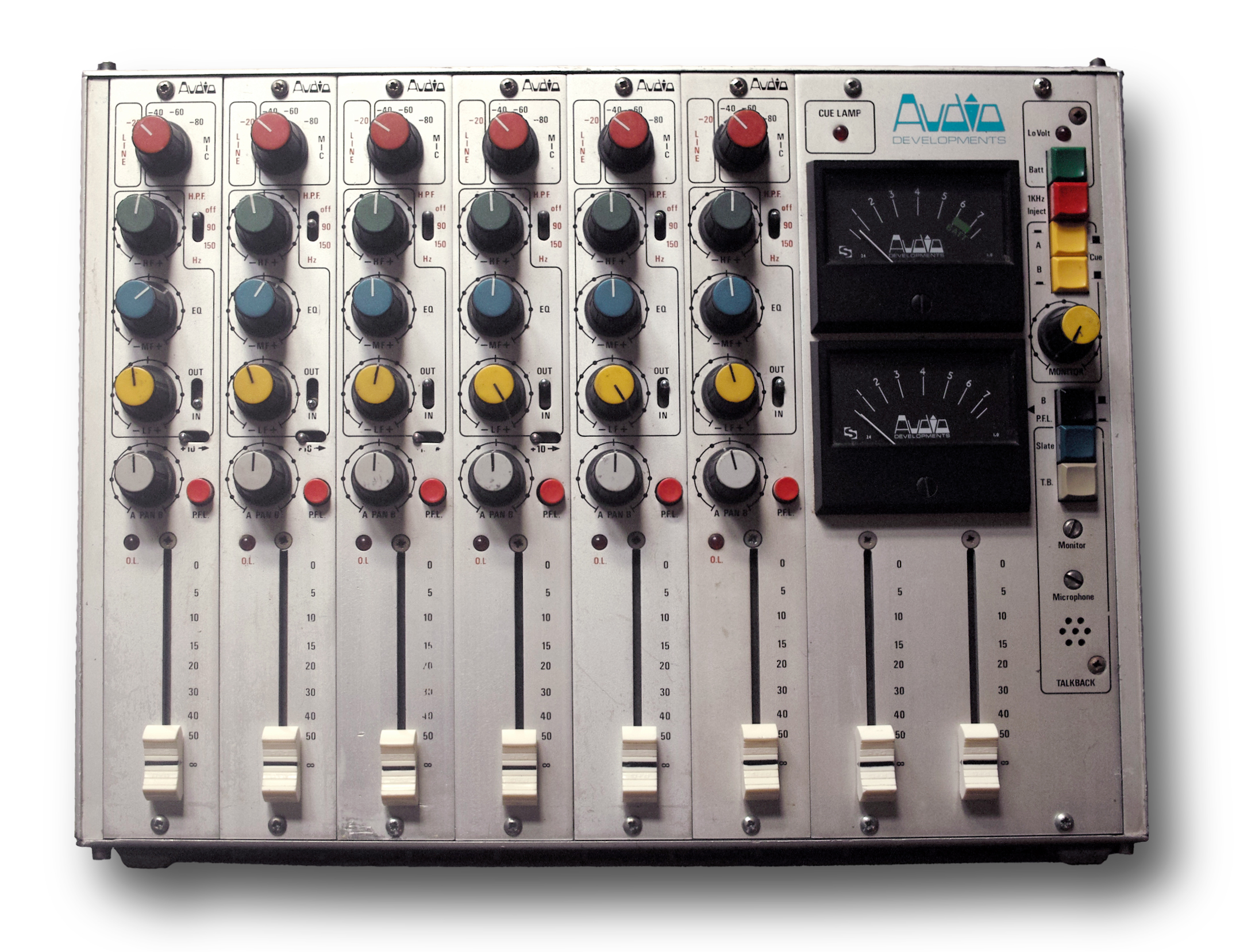 AD 145 - 6 Channel