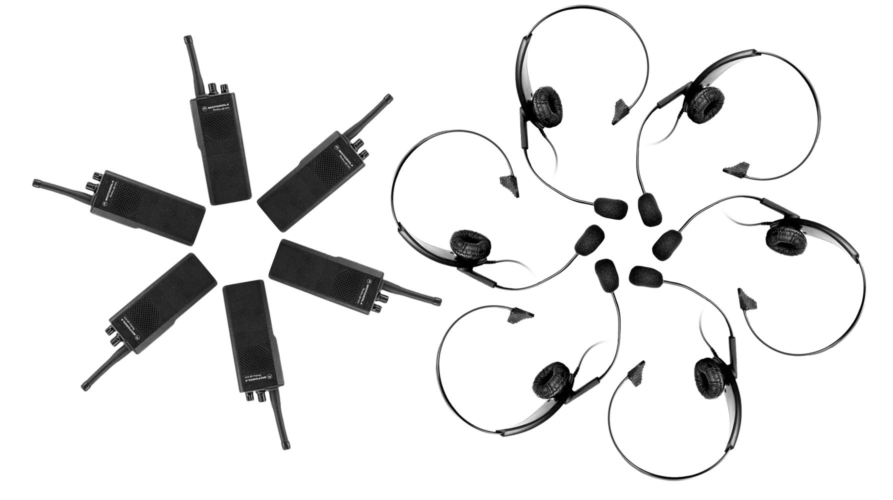 Wireless Talkback Comms