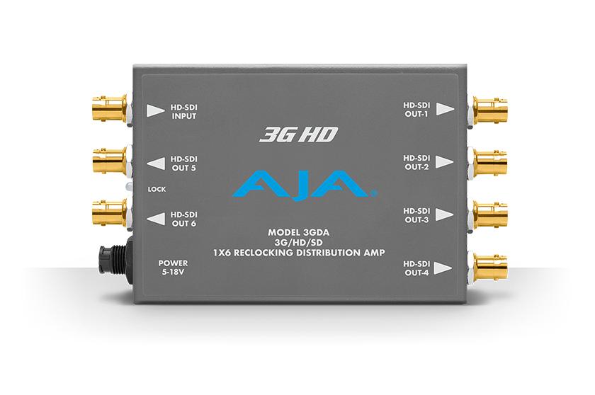 AJA 3G HD (3GDA)