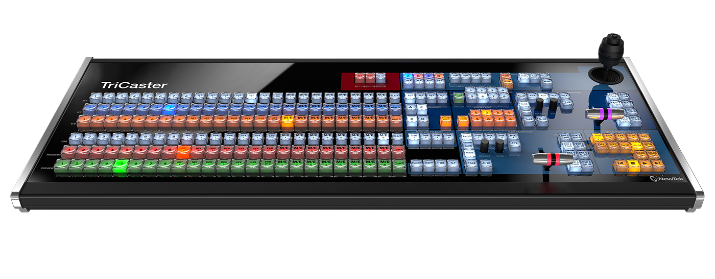 Newtek Tricaster 8000 Control Surface
