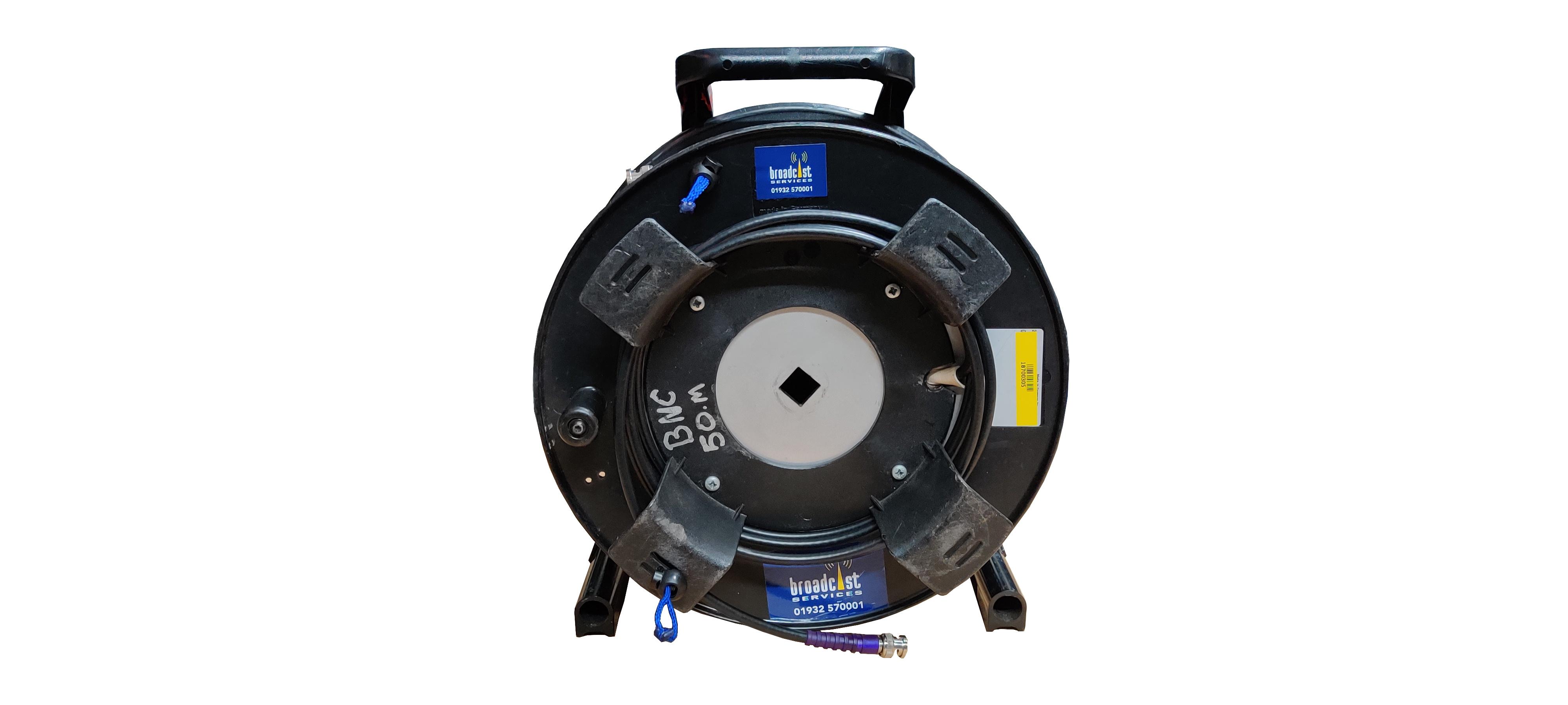 50M HD-SDI Cable Drum
