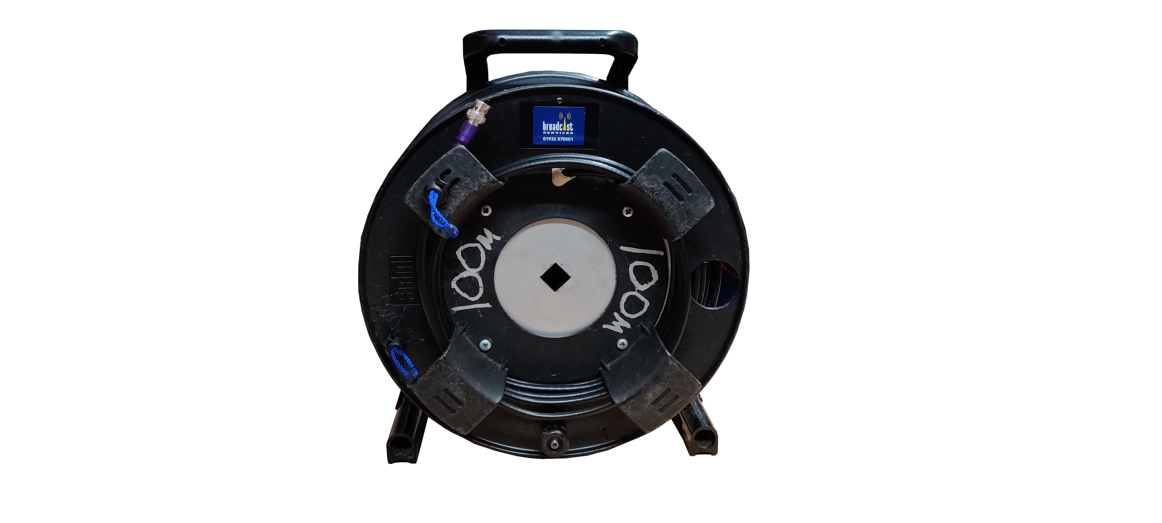 100M HD-SDI BNC Drum