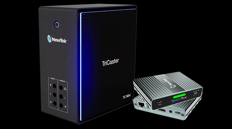 Newtek Tricaster Mini 4K Bundle
