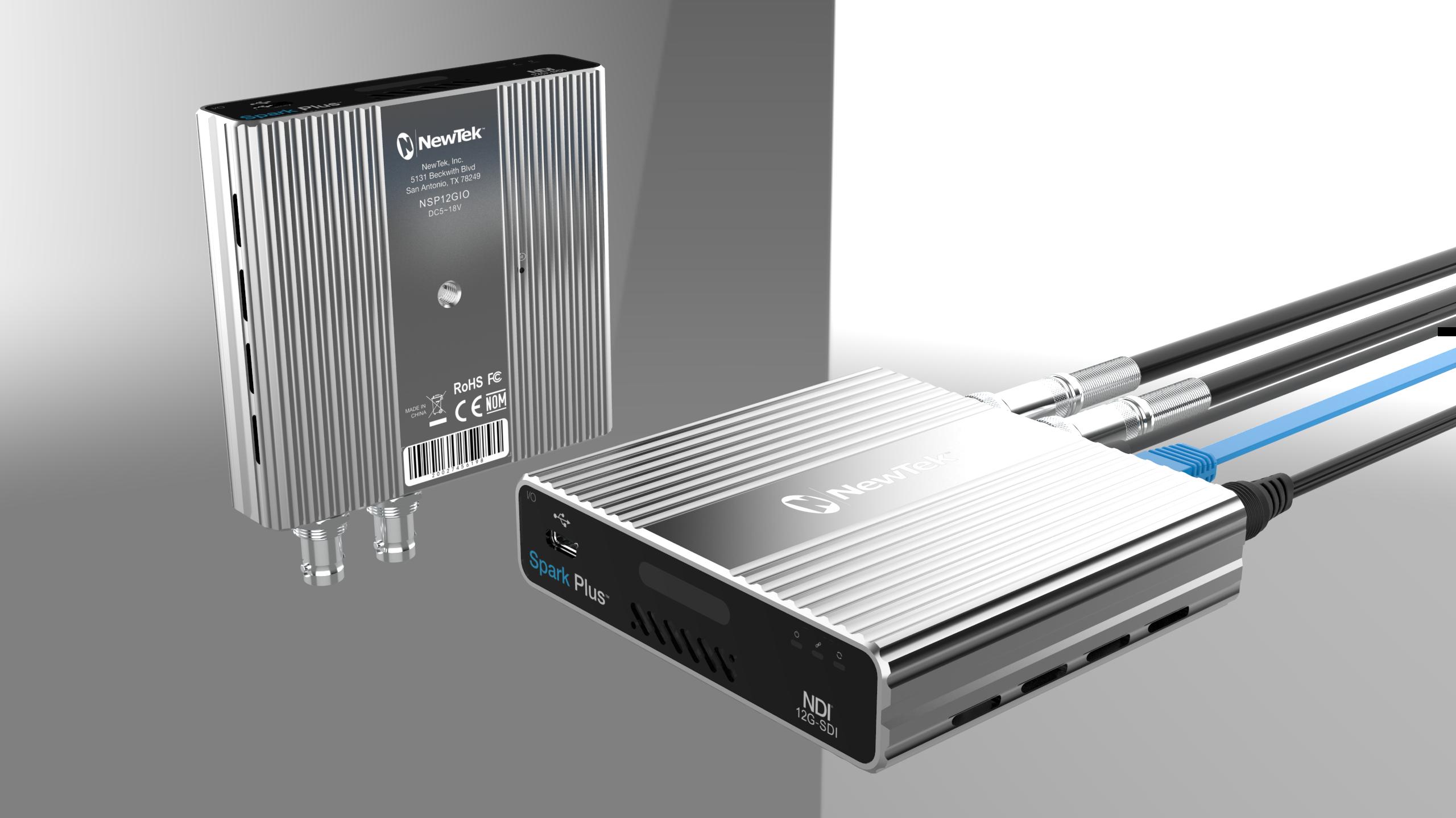Newtek Spark Plus IO 12-G SDI Converter