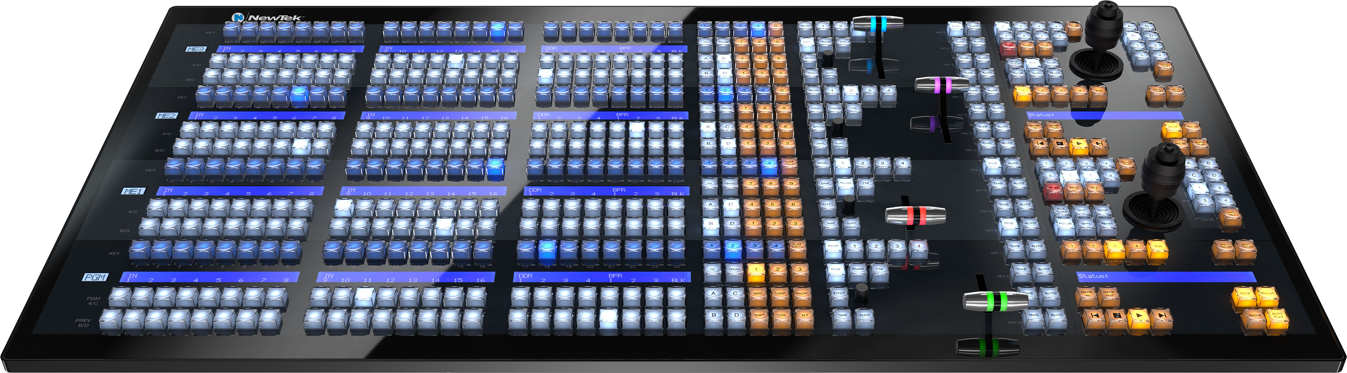4 Stripe Control Panel