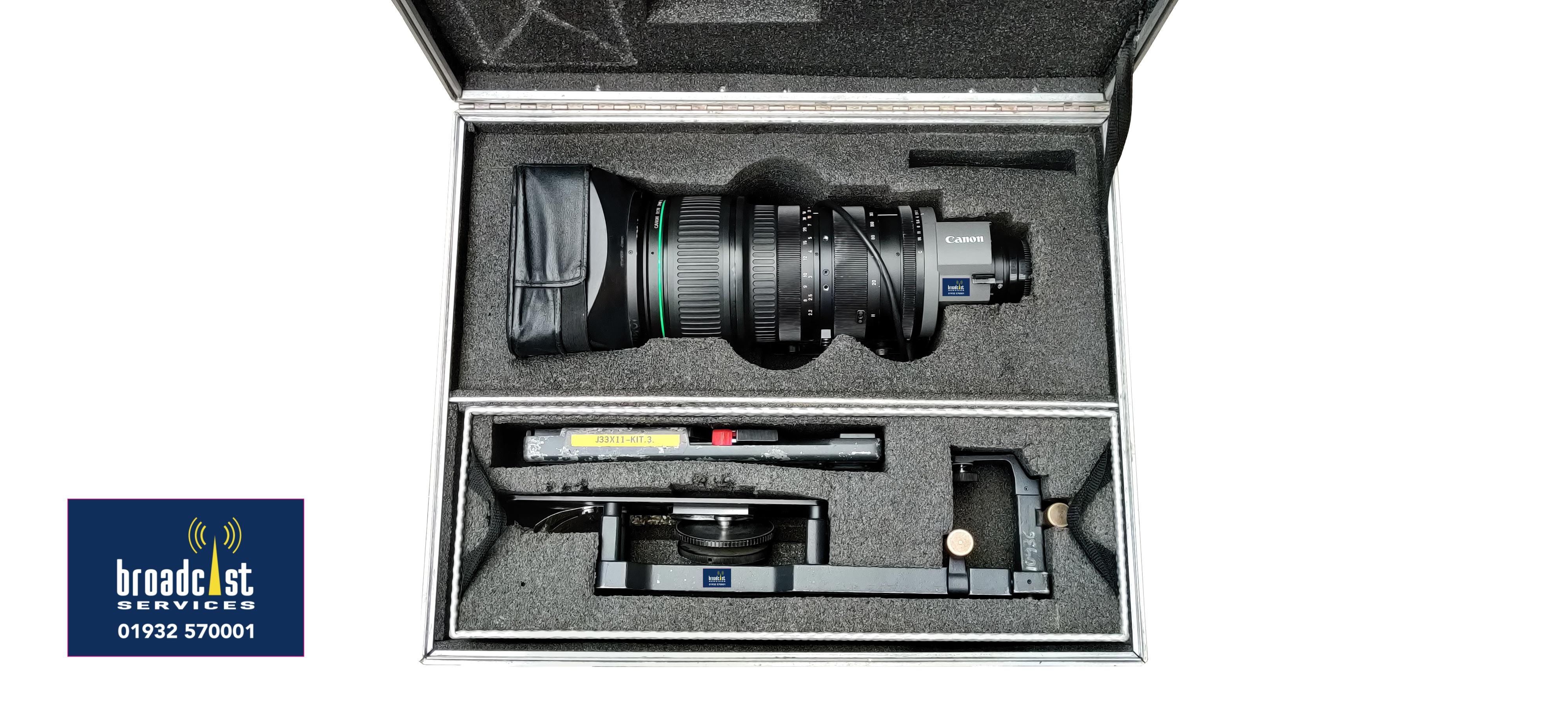 Canon 33x 11