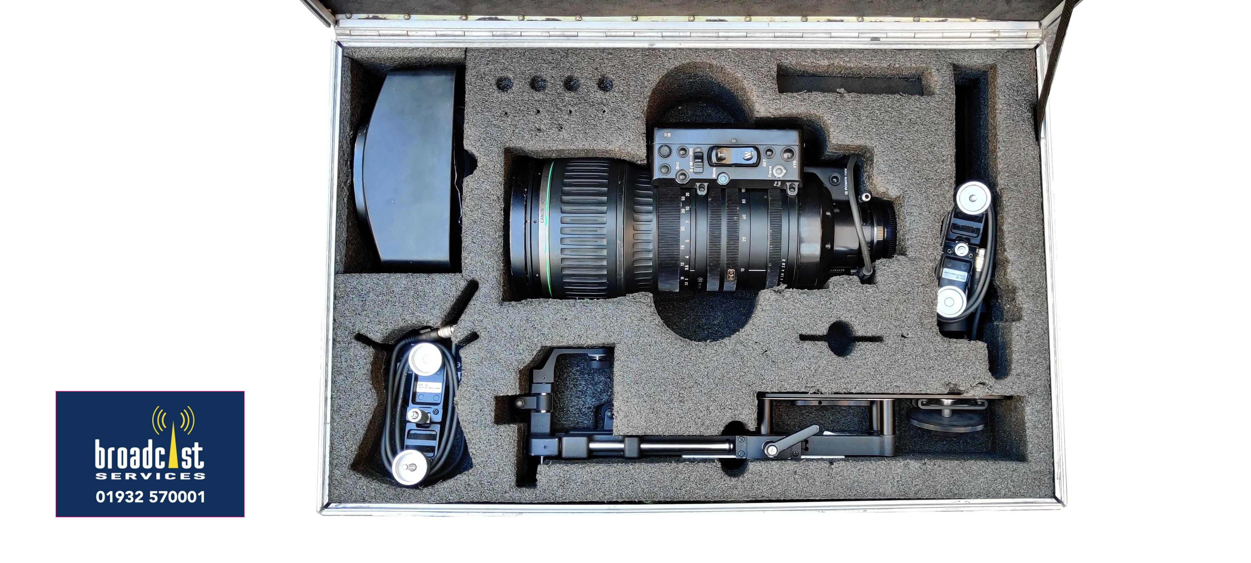 Canon HJ40x10