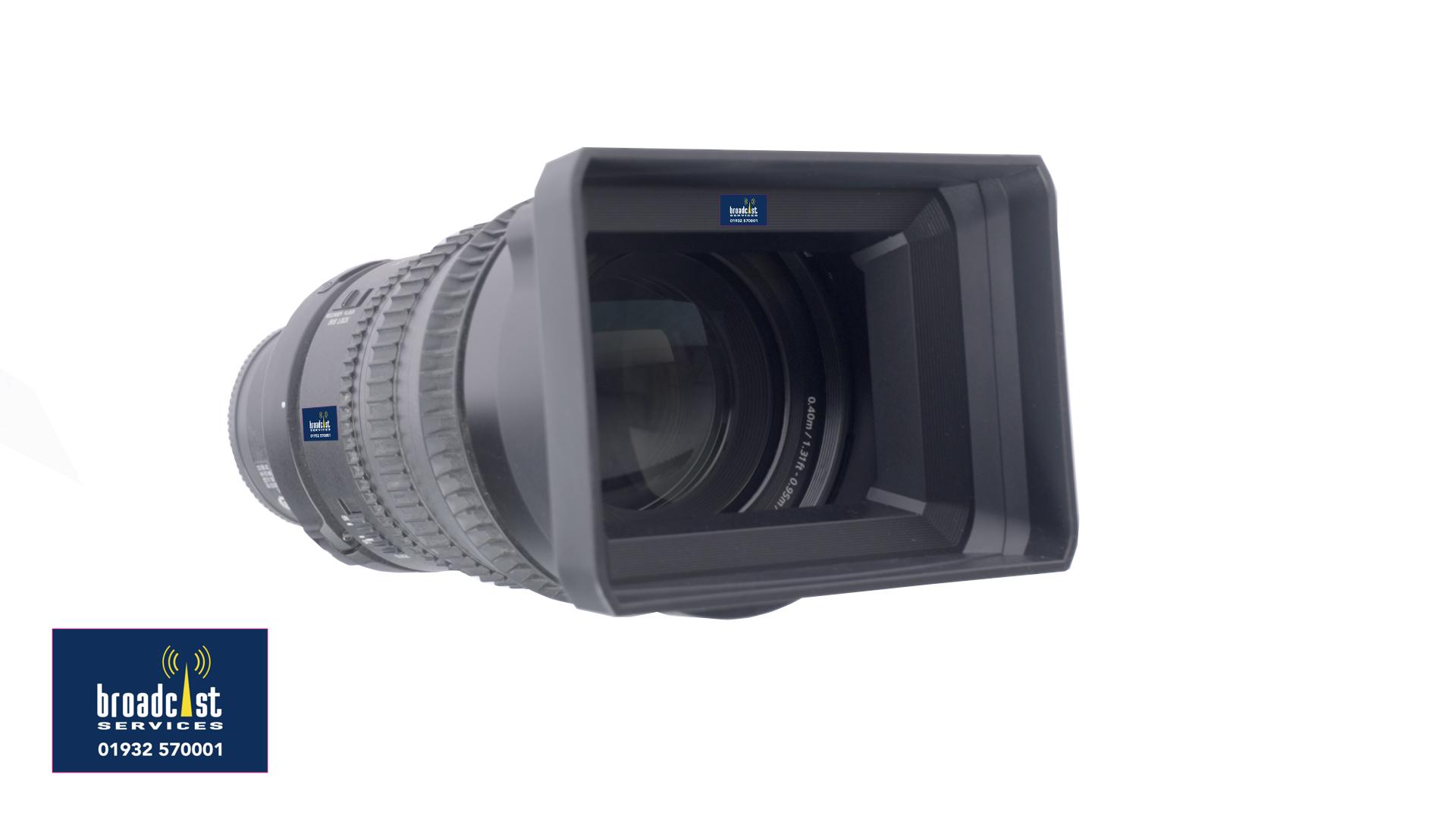 Sony 28-135 E Mount Lens