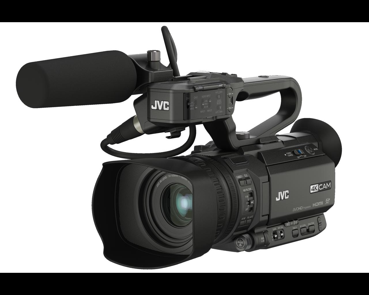 JVC GY-HM250E Livestreaming Camera