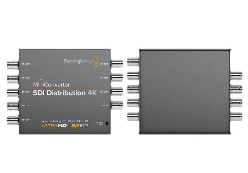 Blackmagic SDI DA 4K