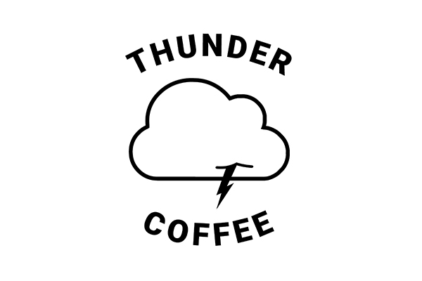 Thunder Coffee Logo