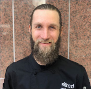 Head Chef Kevin Barthelemy