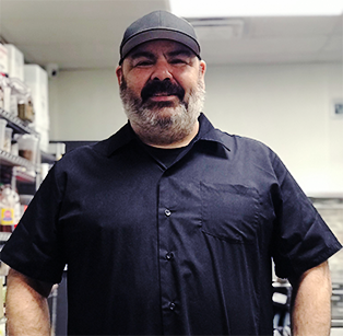 Head Chef Christopher Ales