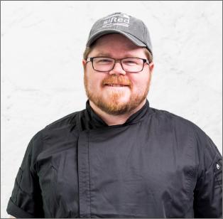 Head Chef Ryan Moore