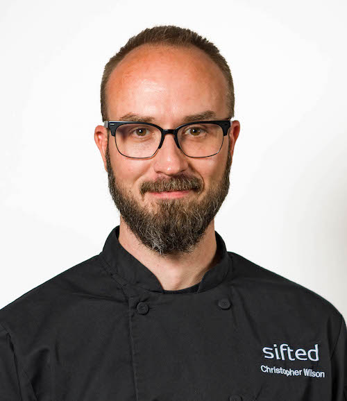 Head Chef Christopher Wilson