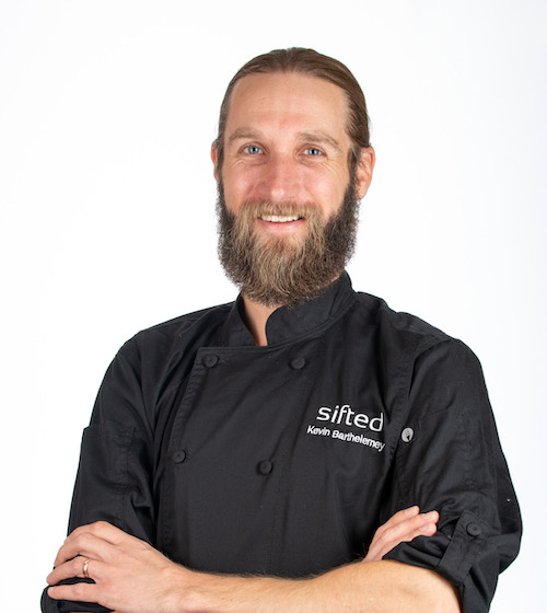 Head Chef Kevin Barthelemy