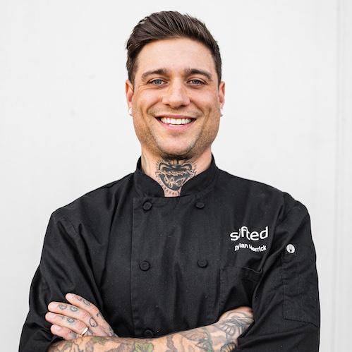 Head Chef Christopher Wilson