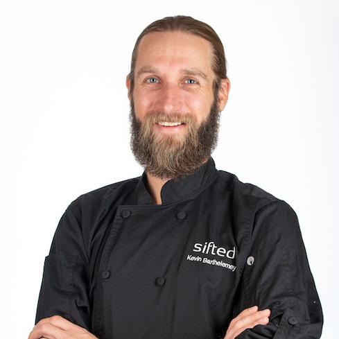 Head Chef Dylan Herrick