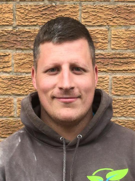 Sean Curley - Landscaper