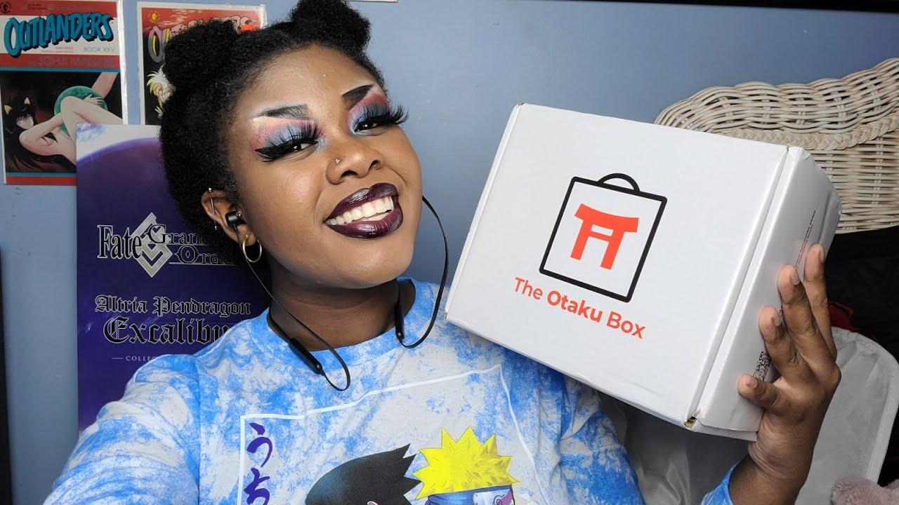 The Otaku Box Unboxing Video YouTube