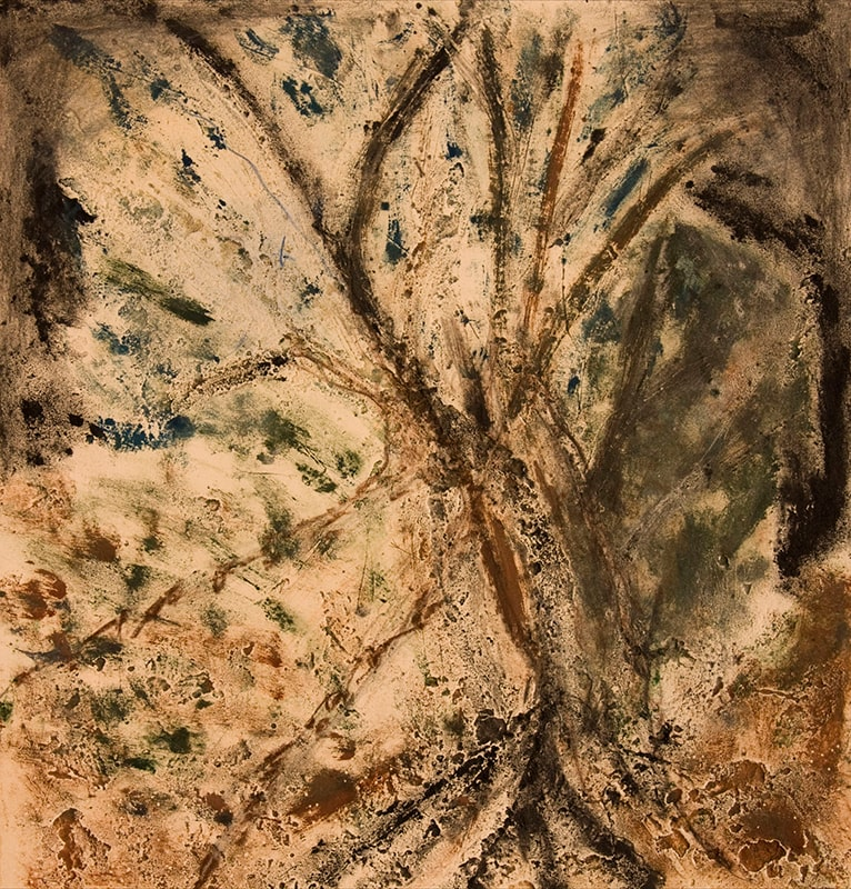 Sylvie Loeb - Peintures & Gravures - Arbre - 10 - Arbre