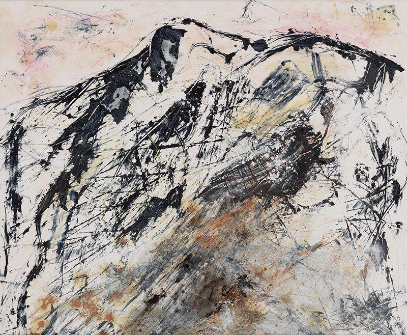 Sylvie Loeb - Peintures & Gravures - Montagnes - 1 - Montagnes