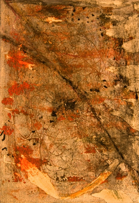 Sylvie Loeb - Peintures & Gravures - Abstraction - 3 - Abstraction