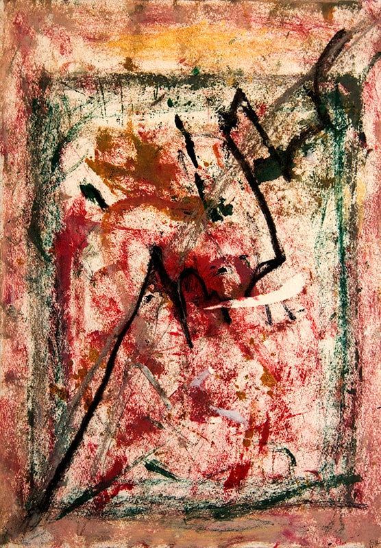 Sylvie Loeb - Peintures & Gravures - Abstraction - 6 - Abstraction