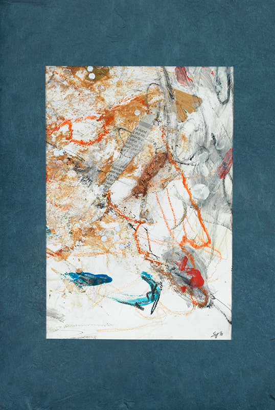 Sylvie Loeb - Peintures & Gravures - Abstraction - 8 - Abstraction