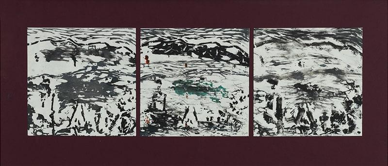 Sylvie Loeb - Peintures & Gravures - Abstraction - 11 - Abstraction