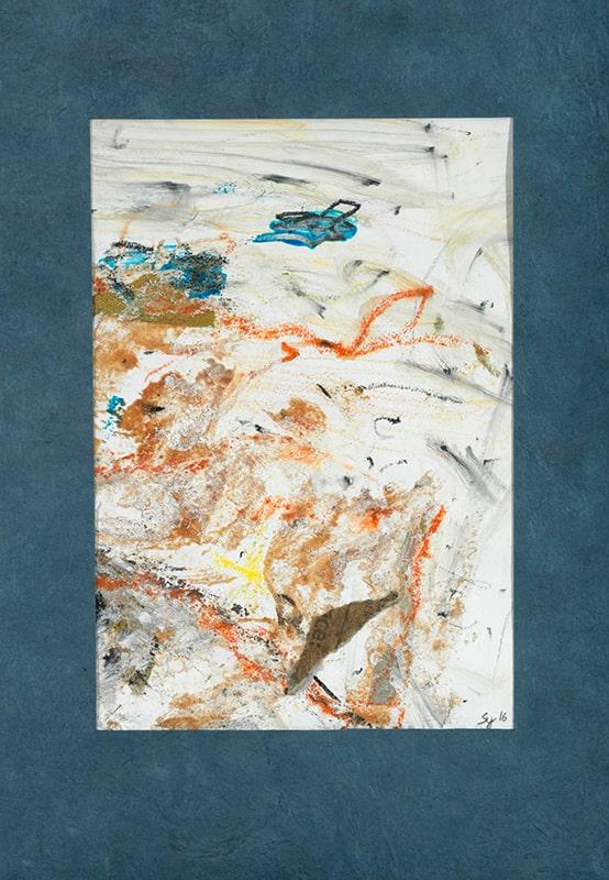 Sylvie Loeb - Peintures & Gravures - Abstraction - 12 - Abstraction