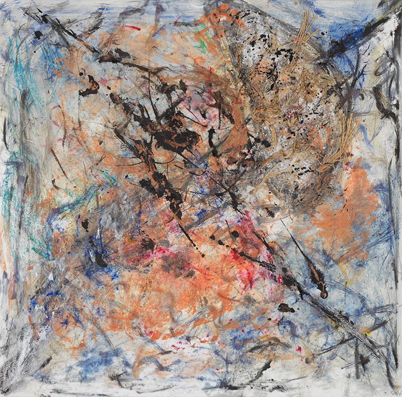 Sylvie Loeb - Peintures & Gravures - Abstraction - 14 - Abstraction