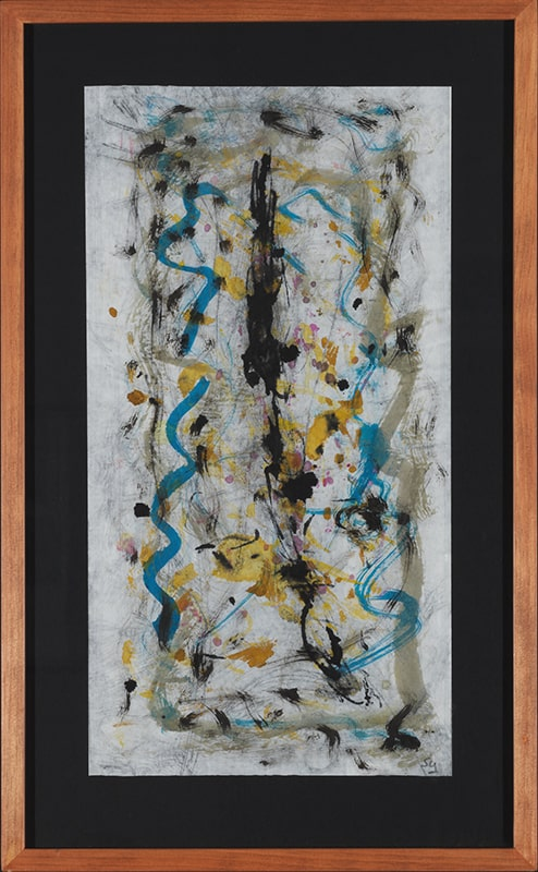 Sylvie Loeb - Peintures & Gravures - Abstraction - 20 - Abstraction