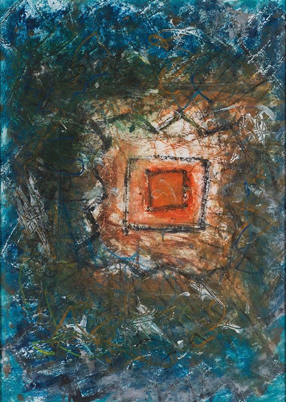 Sylvie Loeb - Peintures & Gravures - Abstraction - 22 - Abstraction
