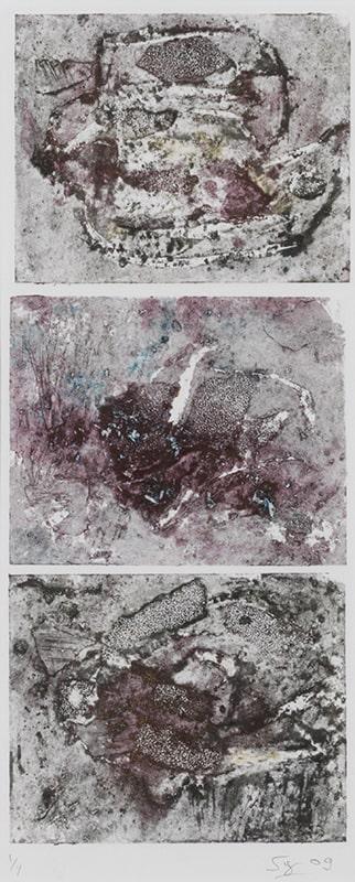 Sylvie Loeb - Peintures & Gravures - Abstraction - 23 - Abstraction