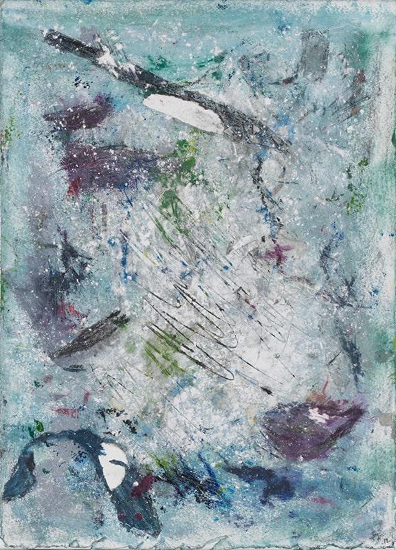 Sylvie Loeb - Peintures & Gravures - Abstraction - 28 - Abstraction