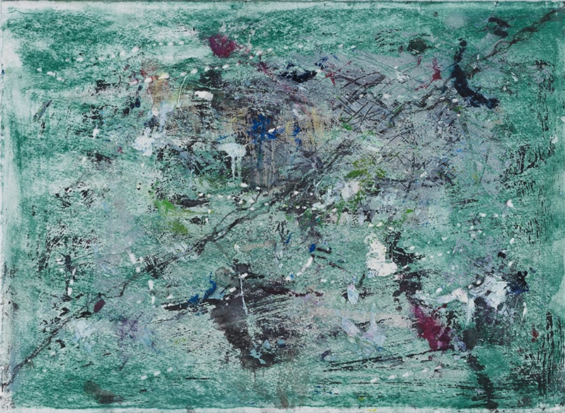 Sylvie Loeb - Peintures & Gravures - Abstraction - 32 - Abstraction