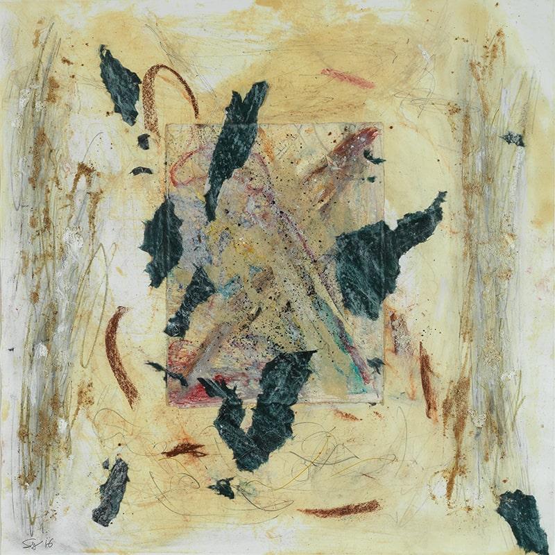 Sylvie Loeb - Peintures & Gravures - Abstraction - 38 - Abstraction