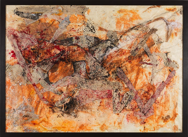 Sylvie Loeb - Peintures & Gravures - Abstraction - 40 - Abstraction