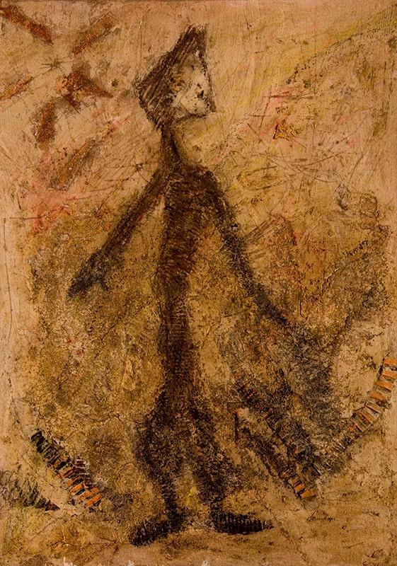 Sylvie Loeb - Peintures & Gravures - Personnages - 1 - Personnages